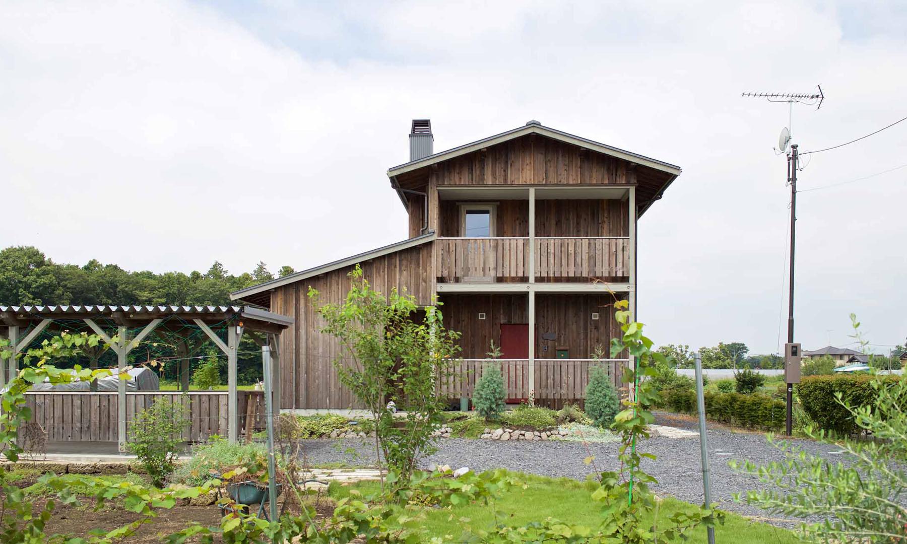 栃木県 施行事例 北の住まい建築研究社