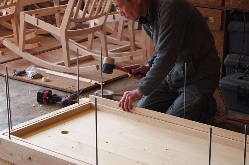 家具メーカーだからできること。